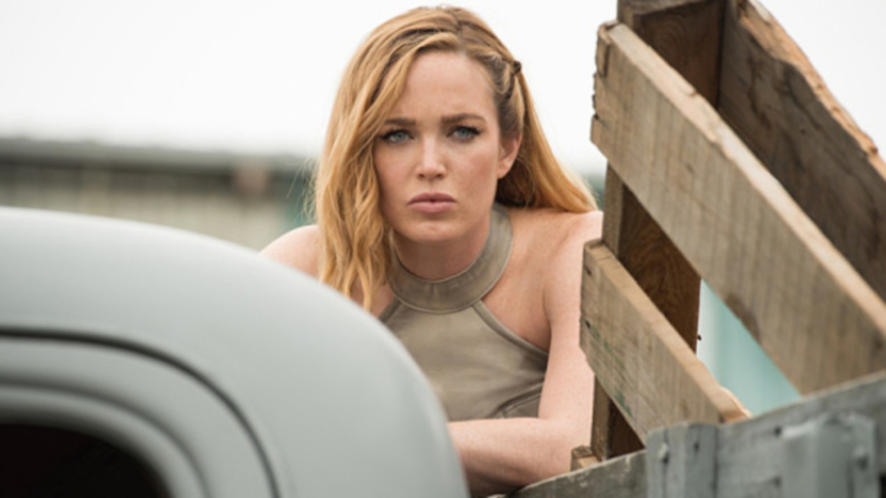 Arrow : Caity Lotz de retour