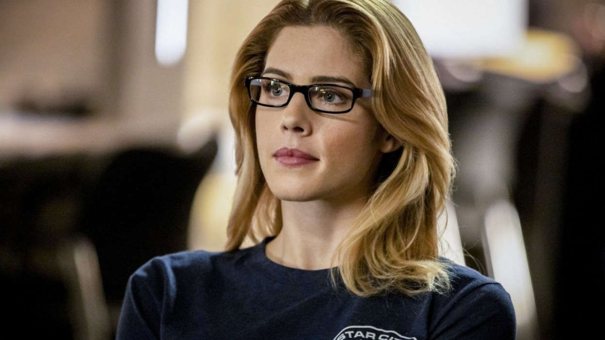 Arrow : Emily Bett Rickards quitte la série.