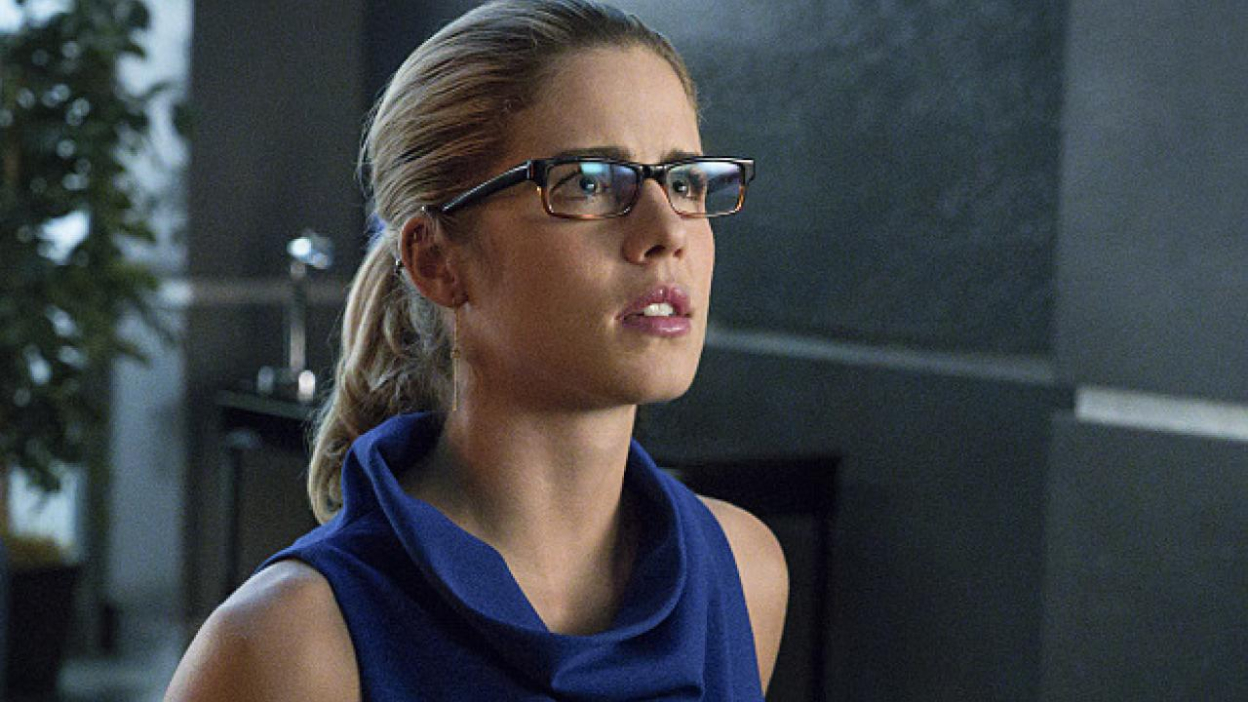 Arrow : Emily Bett Rickards de retour pour le final !