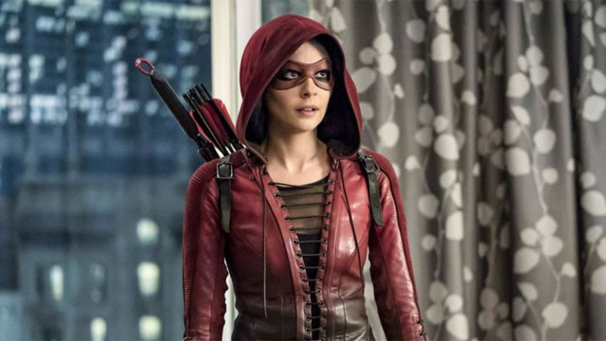 Arrow : Willa Holland de retour !