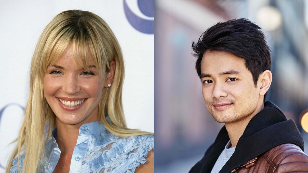 Crisis on Infinite Earths : Osric Chau et Ashley Scott au casting.