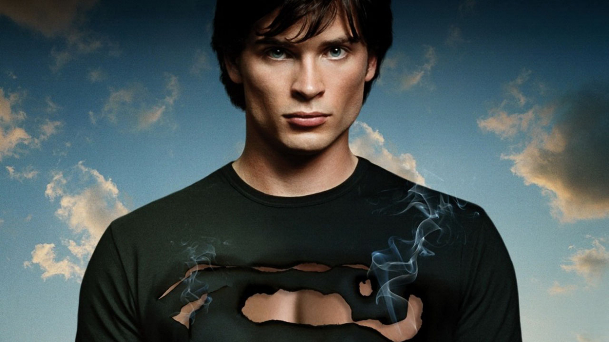 Crisis on Infinite Earths : Tom Welling casté.