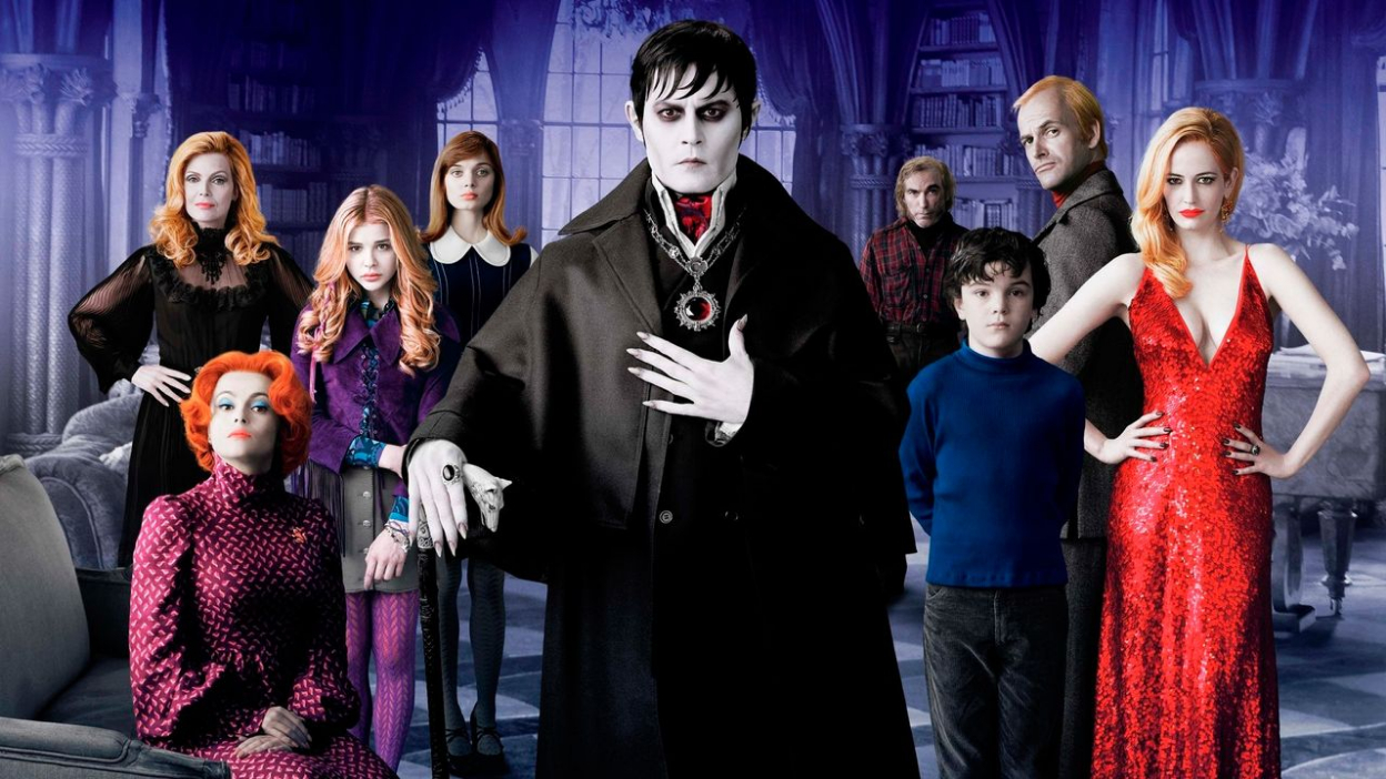 Une suite de Dark Shadows en pourparlers sur CW.