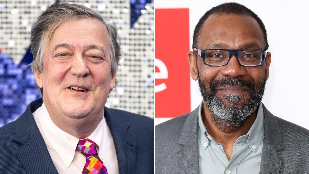 Doctor Who : Stephen Fry et Lenny Henry guests.