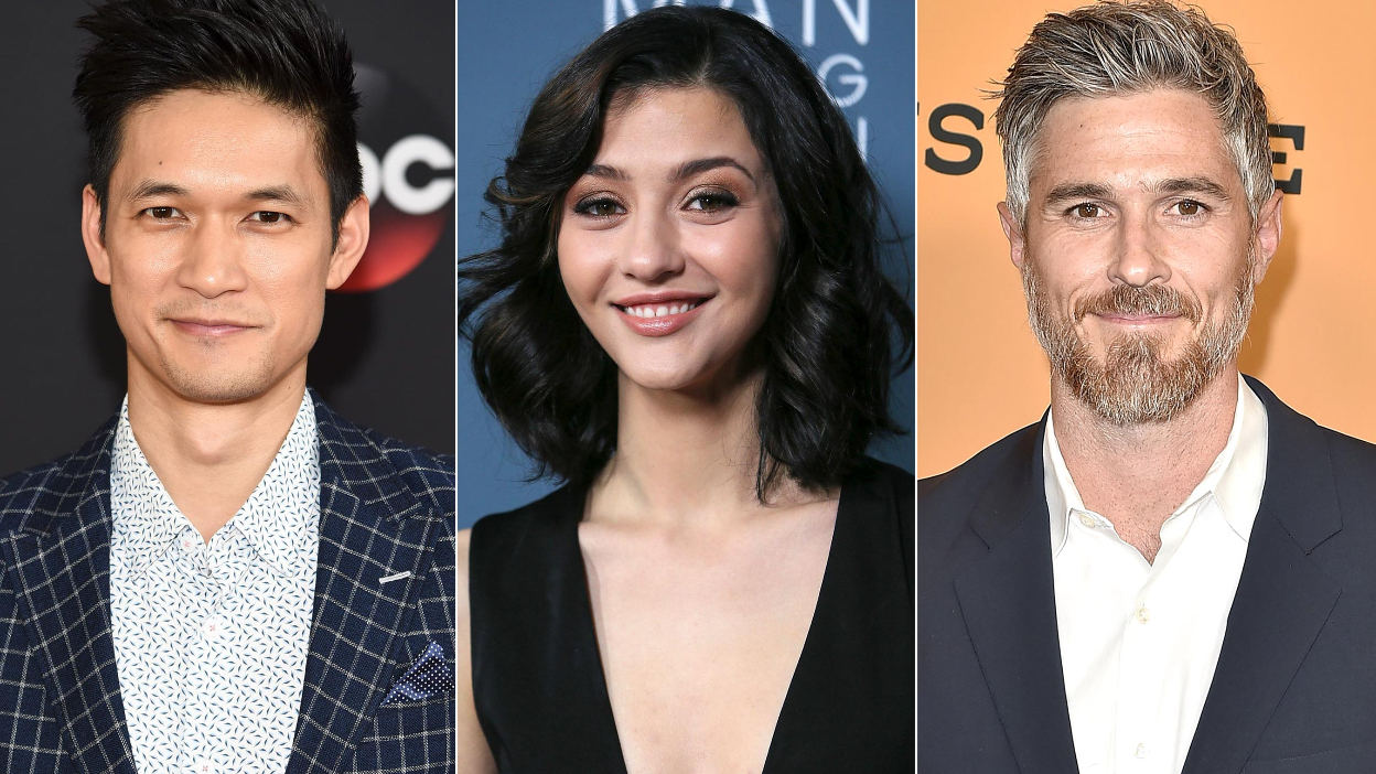 Heart Of Life : Dave Annable, Katie Findlay, Harry Shum Jr. au casting