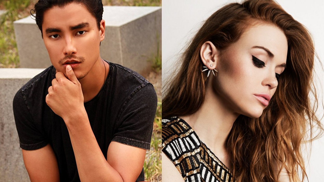 Jane The Novela : Remy Hii, Holland Roden au casting.