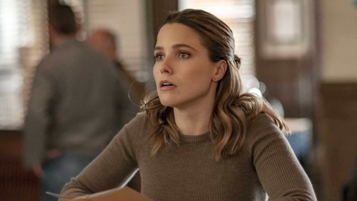 Jane The Virgin : Sophia Bush dans la saison 5.