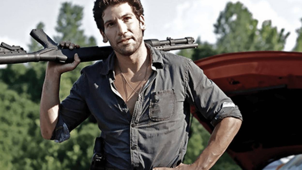 Jon Bernthal de retour dans The Walking Dead !