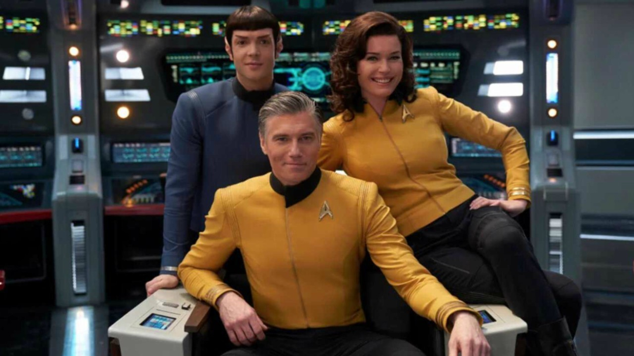 CBS All Access commande Star Trek : Strange New Worlds !