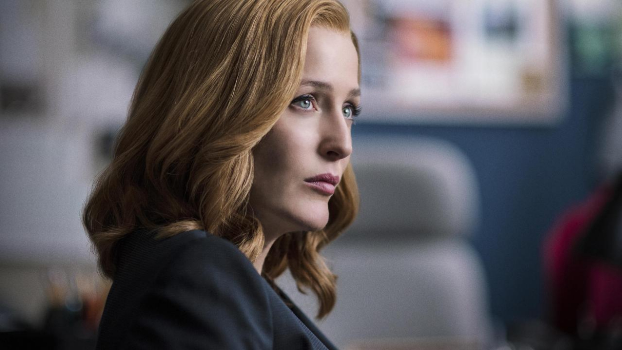 The Crown : Gillian Anderson sera Margaret Thatcher !