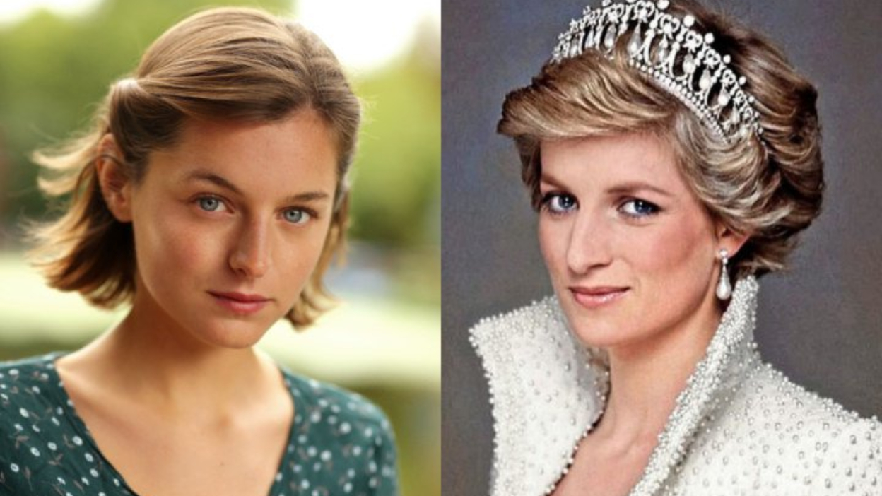 The Crown : Emma Corrin va interprété Lady Di