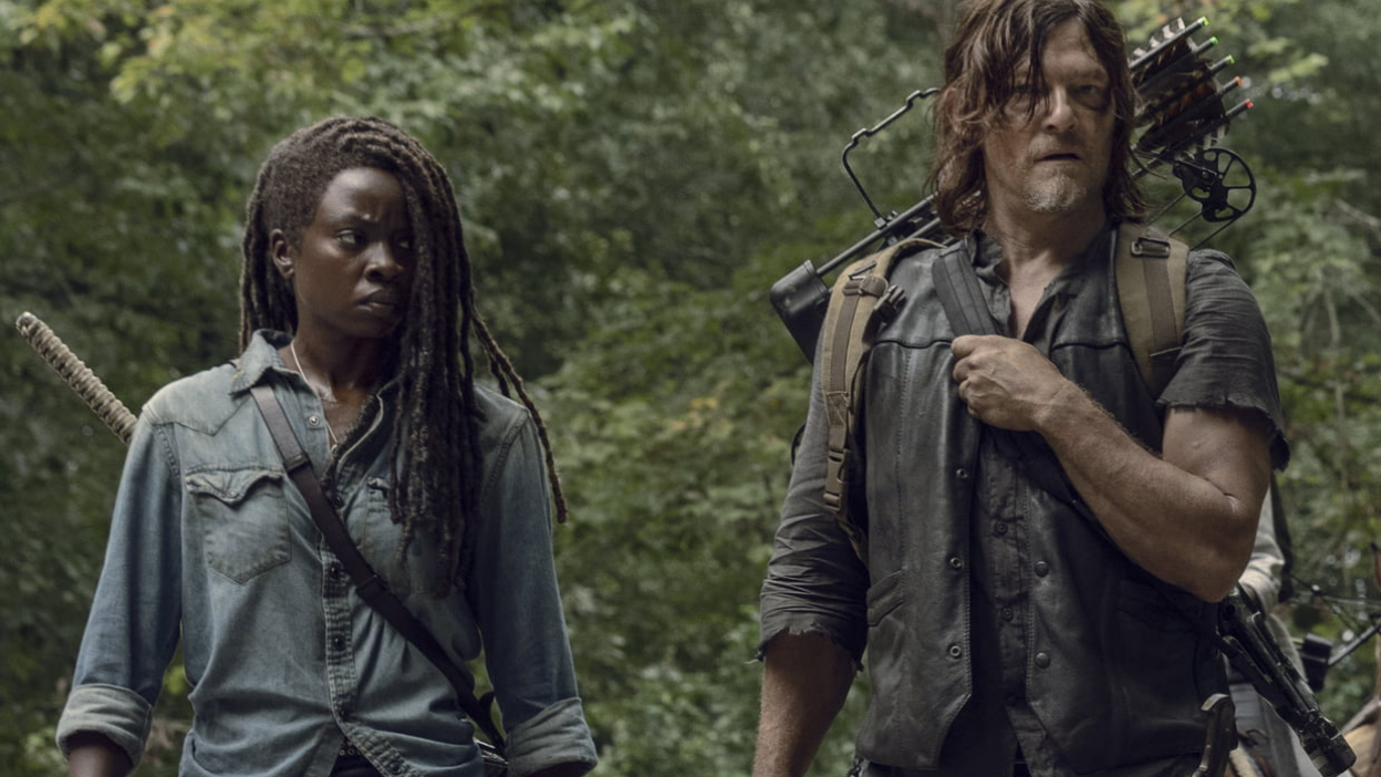 The Walking Dead : [SPOILER] quitte la série.