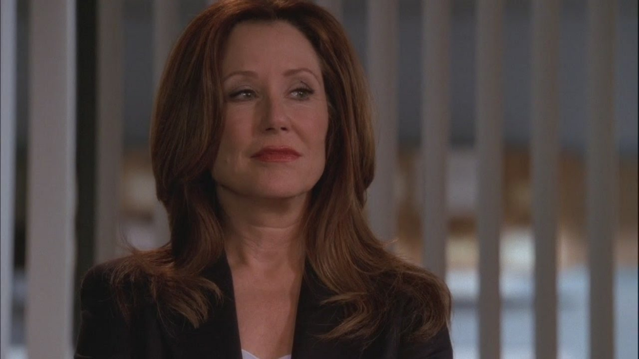 Veronica Mars : Mary McDonnell au casting.