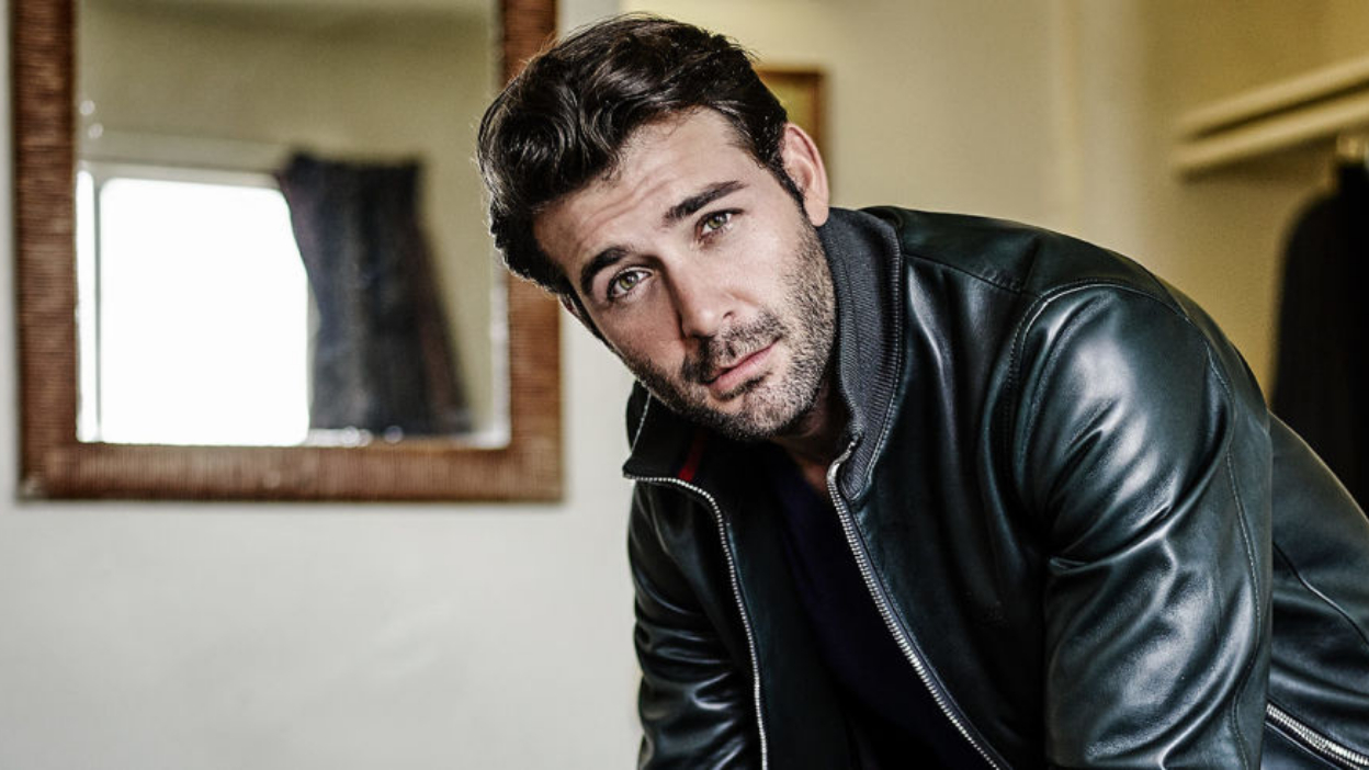 Watchmen: James Wolk dans la série de HBO.